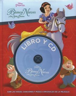 BLANCA NIEVES Y LOS SIETE ENANOS (LIBRO Y CD)