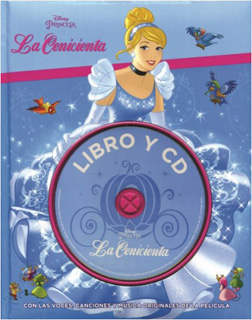 LA CENICIENTA (LIBRO Y CD)