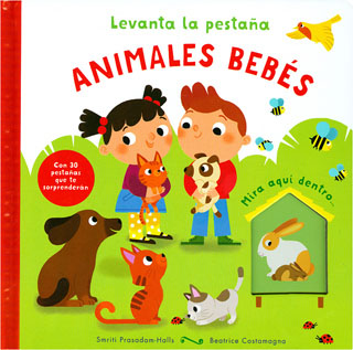 LEVANTA LA PESTAÑA: ANIMALES BEBES