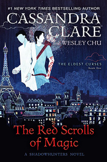 THE RED SCROLLS OF MAGIC (INGLES)