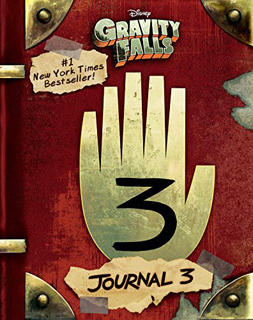 GRAVITY FALLS JOURNAL 3 (VERSION EN INGLES)