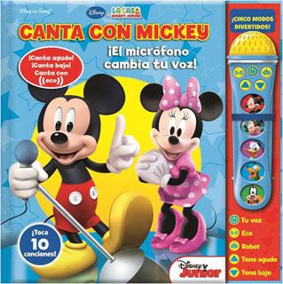 CANTA CON MICKEY