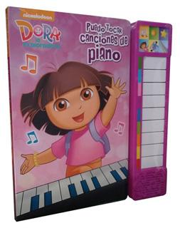 PUEDO TOCAR CANCIONES DE PIANO: DORA LA...