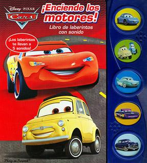 CARS ¡ENCIENDE LOS MOTORES!