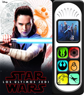 LITTLE SOUND: STAR WARS EPISODIO 8. LOS ULTIMOS JEDI