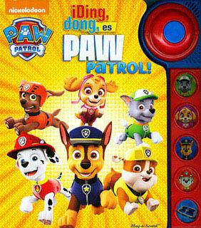 PAW PATROL: DING, DONG, ES PAW PATROL