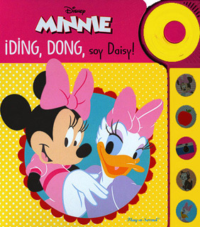MINNIE: DING, DONG, SOY DAISY