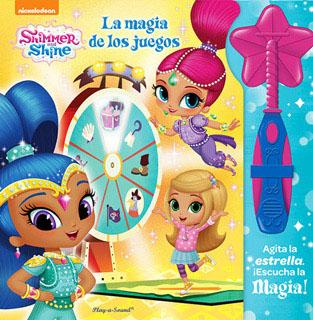 SHIMMER SHINE: MAGIA EN LAS MAQUINITAS