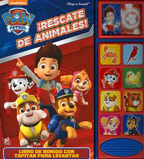 RESCATE DE ANIMALES