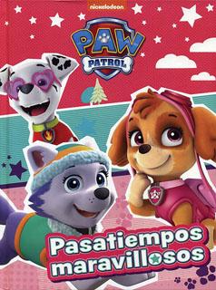 PAW PATROL PASATIEMPOS MARAVILLOSOS