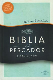 SANTA BIBLIA DEL PESCADOR (LETRA GRANDE. REVISADA...