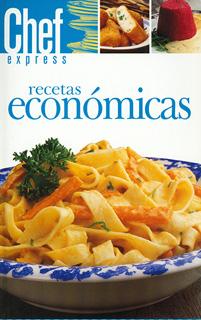 CHEF EXPRESS: RECETAS ECONOMICAS