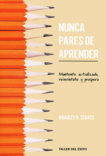 NUNCA PARES DE APRENDER