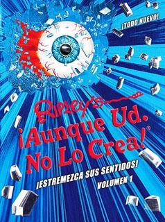 RIPLEY ¡AUNQUE USTED NO LO CREA! VOLUMEN 1