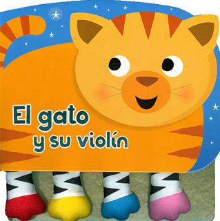 EL GATO Y SU VIOLIN