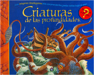 CRIATURAS DE LAS PROFUNDIDADES (3D)