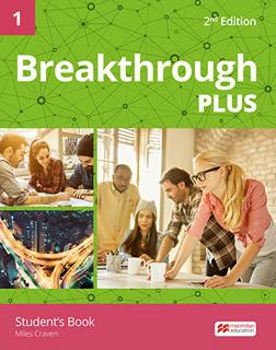 BREAKTHROUGH PLUS 1 STUDENTS BOOK