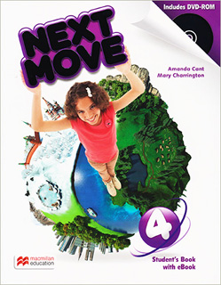 NEXT MOVE 4 STUDENTS BOOK WITH EBOOK (INCLUYE DVD)