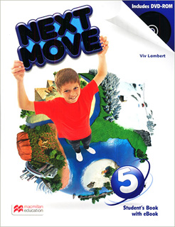NEXT MOVE 5 STUDENTS BOOK (INCLUDE CD)