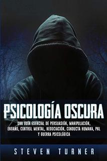 PSICOLOGIA OSCURA