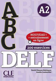 ABC DELF A2 ADULTE LIVRE + CD