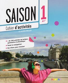 SAISON 1 A1+ CAHIER D ACTIVITES (INCLUS CD)