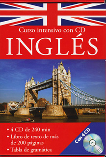 CURSO INTENSIVO CON CD INGLES