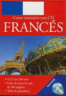 CURSO INTENSIVO CON CD: FRANCES