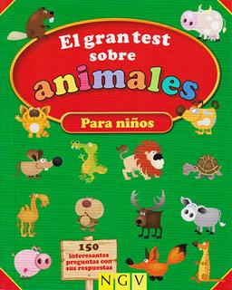 EL GRAN TEST SOBRE ANIMALES PARA NIÑOS