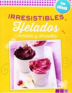 IRRESISTIBLES HELADOS (INCLUYE EBOOK)