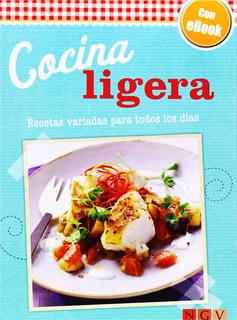 COCINA LIGERA (INCLUYE EBOOK)