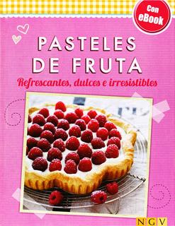 PASTELES DE FRUTA (INCLUYE EBOOK)