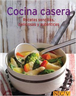COCINA CASERA (MINI LIBROS DE COCINA)