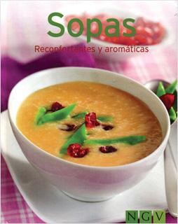 SOPAS RECONFORTANTES Y AROMATICAS (MINI LIBROS DE...