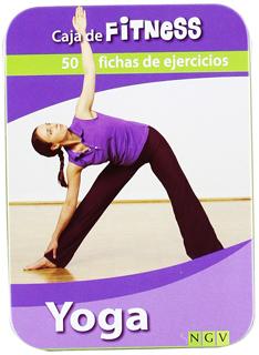 YOGA (50 FICHAS DE EJERCICIOS)