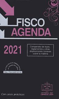 FISCO AGENDA 2021 (EDICION ESPECIAL ROSA)