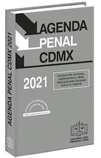 AGENDA PENAL DE LA CIUDAD DE MEXICO 2021
