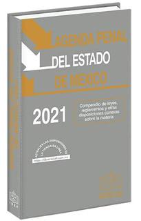 AGENDA PENAL DEL ESTADO DE MEXICO 2021