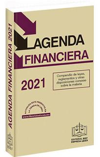 AGENDA FINANCIERA 2021