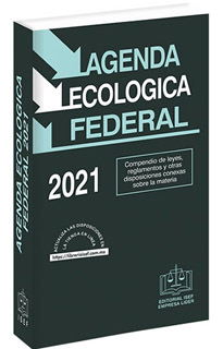 AGENDA ECOLOGICA FEDERAL 2021