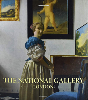 THE NATIONAL GALLERY LONDON (JUMBO SLIM)