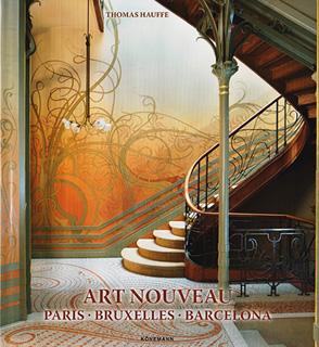 PARADOR: ART NOUVEAU PARIS - BRUXELLES - BARCELONA