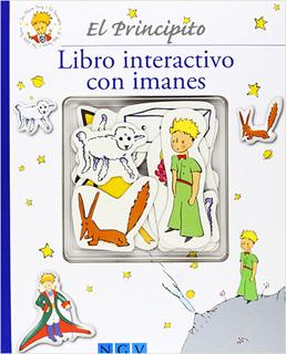 EL PRINCIPITO: LIBRO INTERACTIVO CON IMANES...