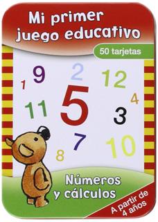 NUMEROS Y CALCULOS (50 FICHAS)