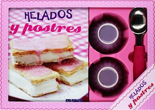 HELADOS Y POSTRES (SET DE REGALO)