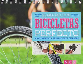EL MECANICO DE BICICLETAS PERFECTO: MANTENIMIENTO...