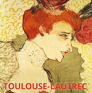 ARTISTAS: TOULOUSE-LAUTREC