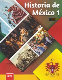 HISTORIA DE MEXICO 1 (DGB) (3ER. SEMESTRE)