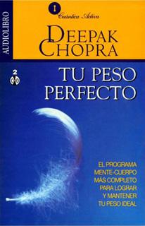 TU PESO PERFECTO (AUDIOLIBRO)