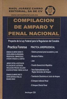 COMPILACION DE AMPARO Y PENAL NACIONAL 2019...